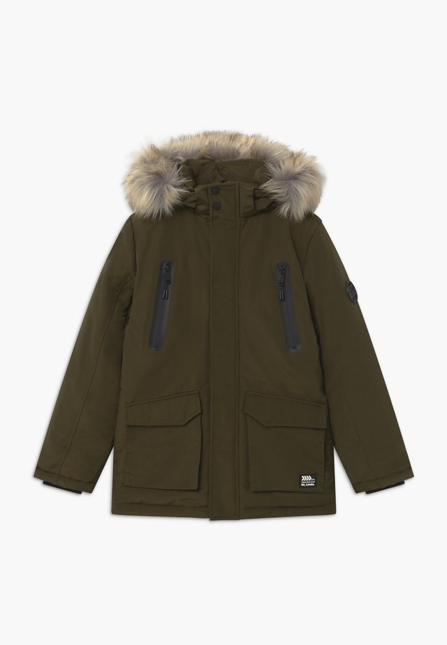 TEENAGER - Winter coat - olive