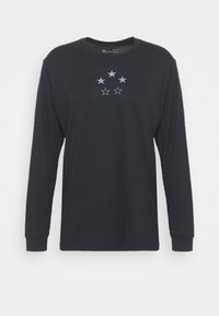 Under Armour - CURRY TEE - Langærmede T-shirts - black - 4
