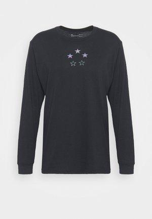 CURRY TEE - T-shirt à manches longues - black