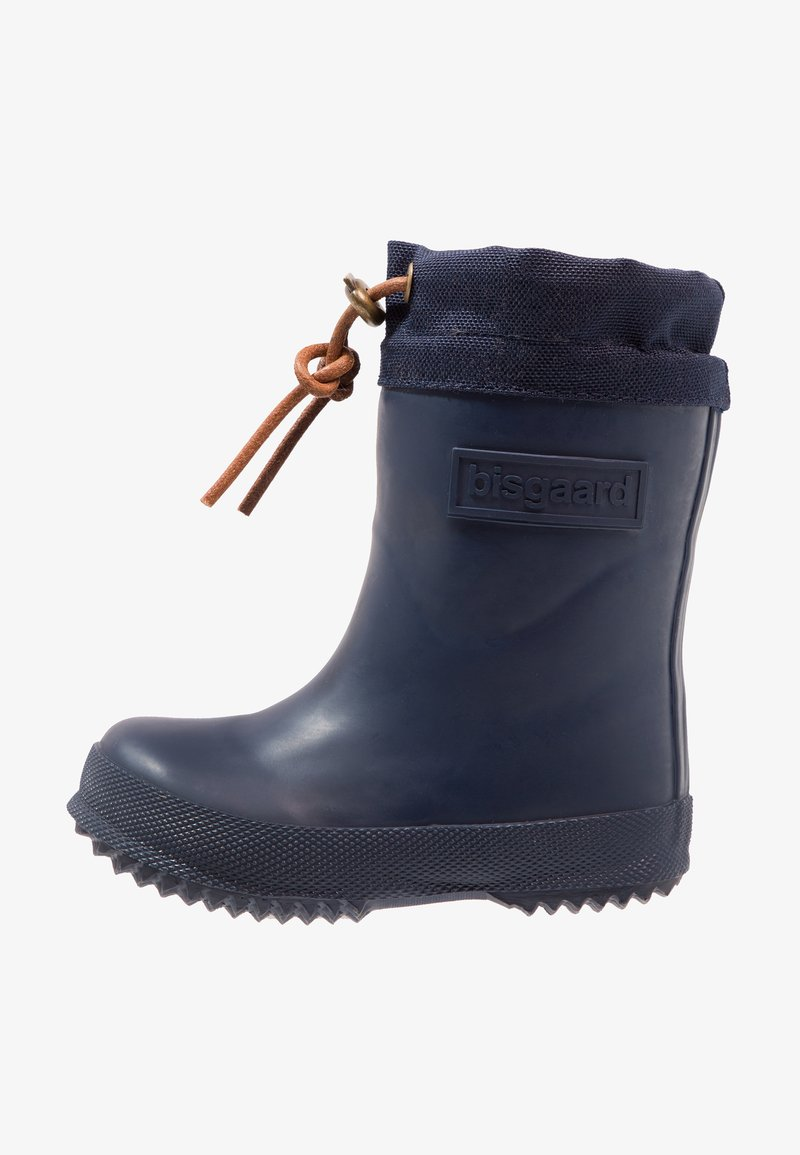 Bisgaard - THERMO BOOT - Wellies - blue