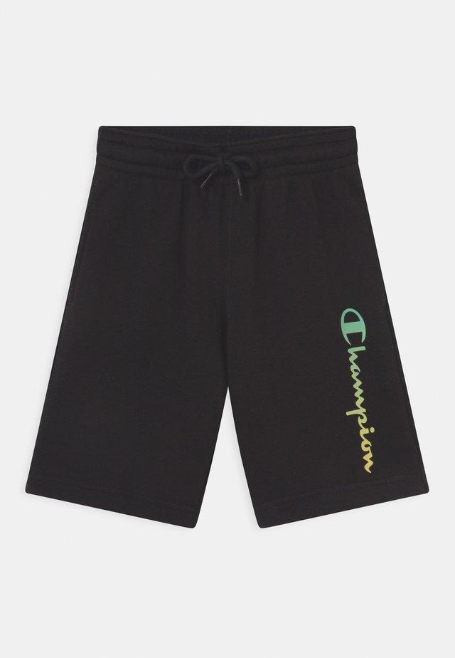 AMERICAN PASTELS BERMUDA UNISEX - kurze Sporthose - black