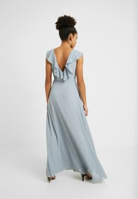 TFNC Petite - JANEAN MAXI WRAP - Occasion wear - grey blue - 3