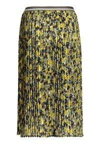 Betty Barclay - Pleated skirt - grün/schwarz - 4