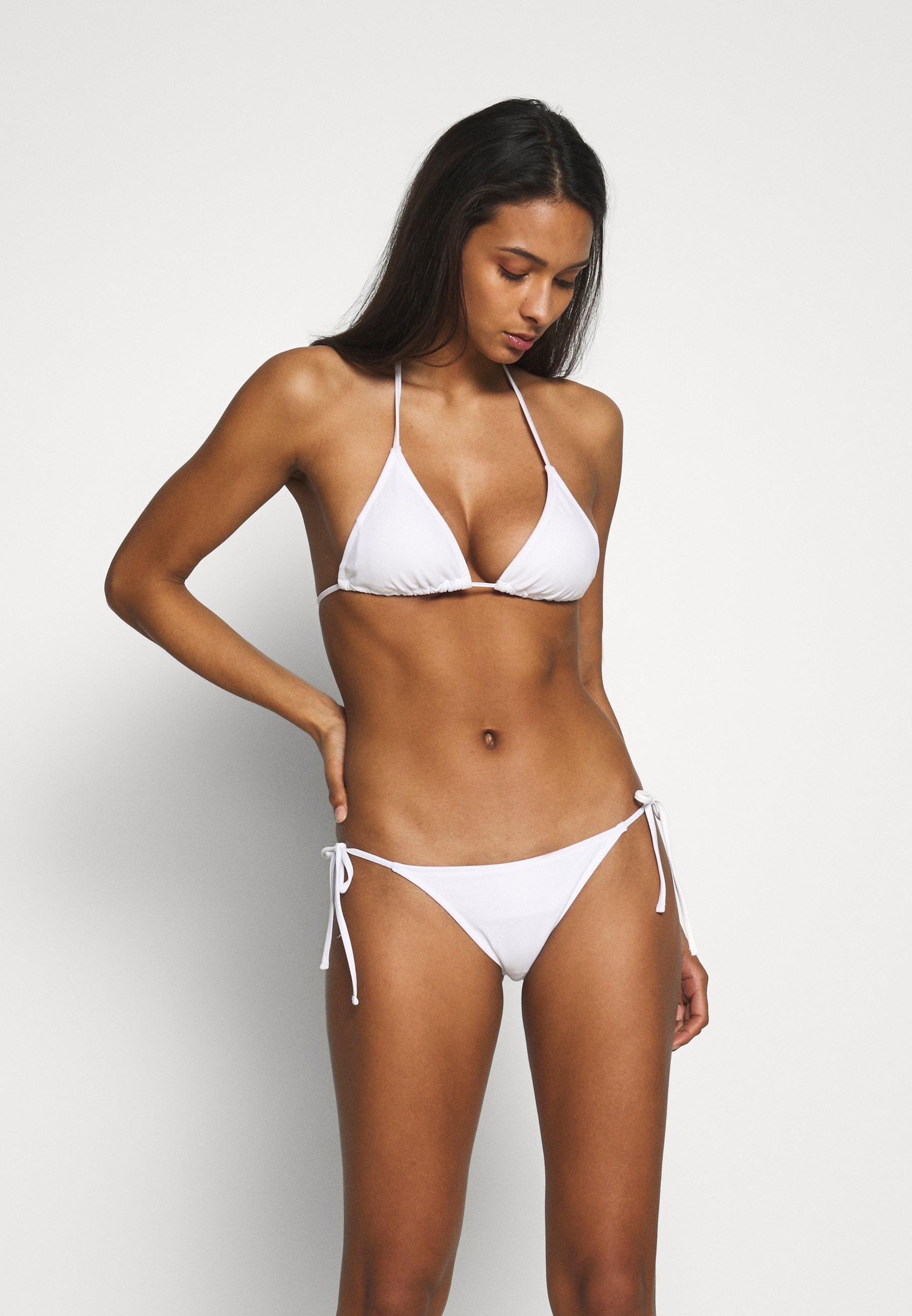 Guess STRING BRIEF - Bikiniunderdel - optic white