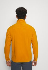 The North Face - GLACIER 1/4 ZIP - Fleece jumper - citrine yellow - 2