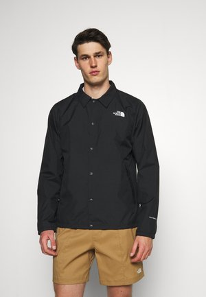 COACHES JACKET - Outdoorová bunda - black