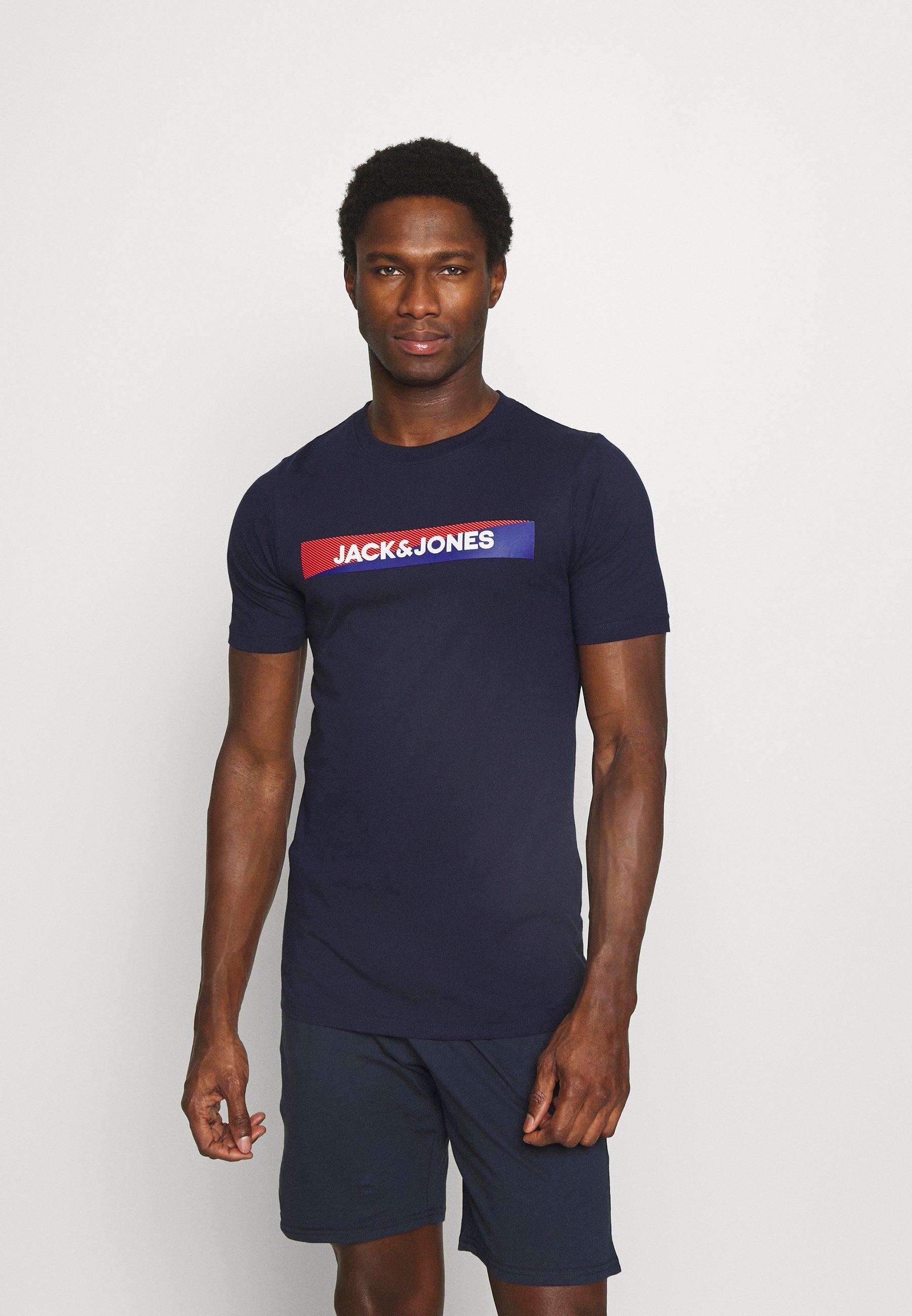 Men JACTREVOR TEE - Pyjama top