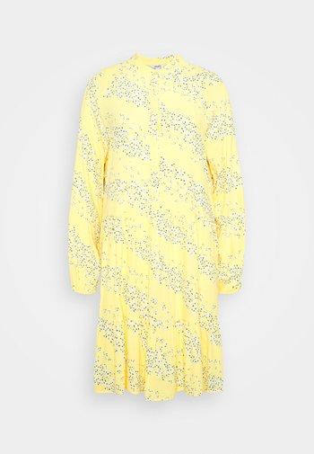 MARRANIE - Vestido camisero - sereia yellow