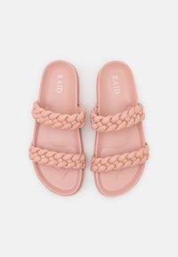 RAID - FROST - Domácí obuv - blush pink - 5