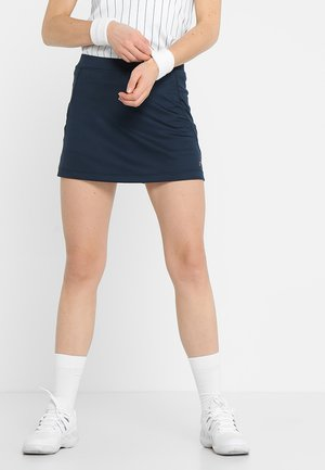 SKORT SHIVA - Sports skirt - blue