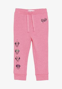 GAP - MINNIE MOUSE TODDLER GIRL - Tracksuit bottoms - pink - 3
