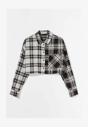 Košile - dark grey