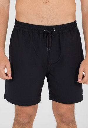 OAO SOLID VOLLEY - Zwemshorts - black