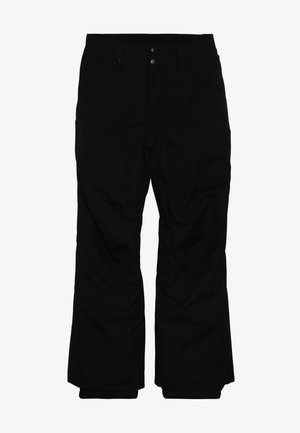 ESTATE YOUTH - Spodnie narciarskie - black