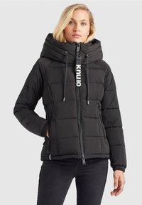 khujo - LILENA - Winter jacket - schwarz - 0
