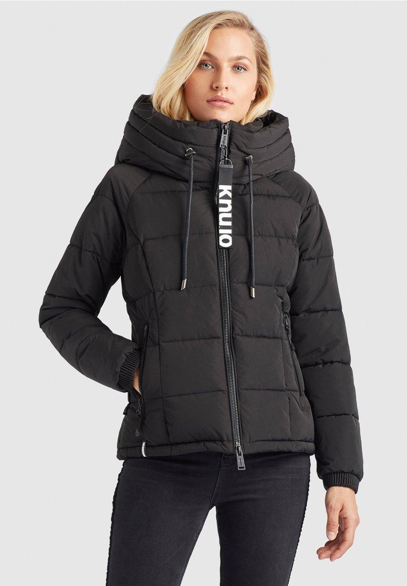 khujo - LILENA - Winter jacket - schwarz