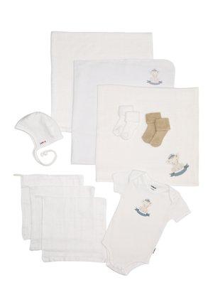 SET - Baby gifts - weiß