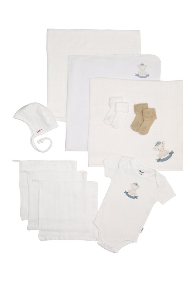 SET - Baby gifts - weiß