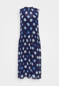 PS Paul Smith - DRESS 2-IN-1 - Day dress - dark blue - 6