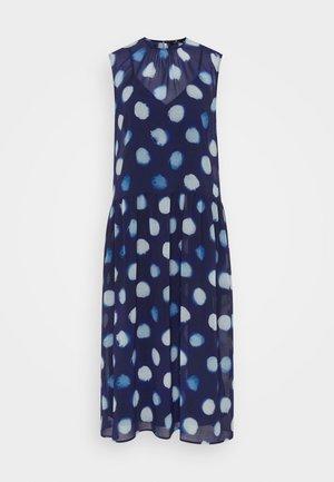 DRESS 2-IN-1 - Day dress - dark blue