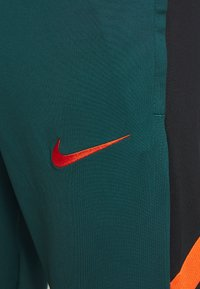 Nike Performance - PANT SOCK CUFF - Pantalon de survêtement - dark atomic teal/black/electro orange - 5