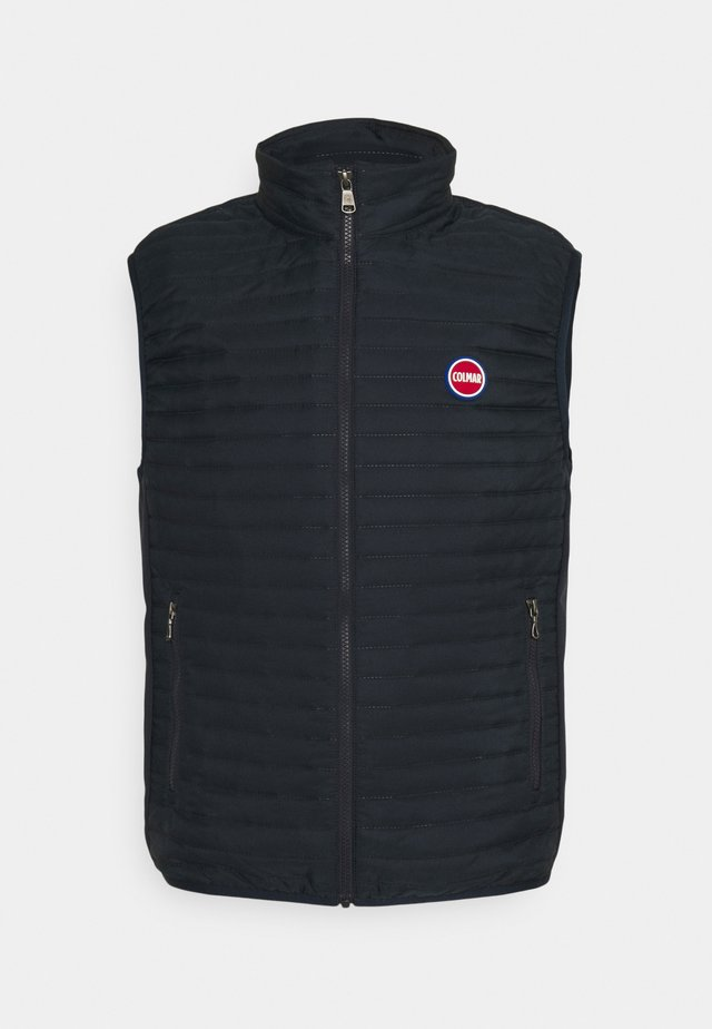 MENS VESTS - Bodywarmer - dark blue