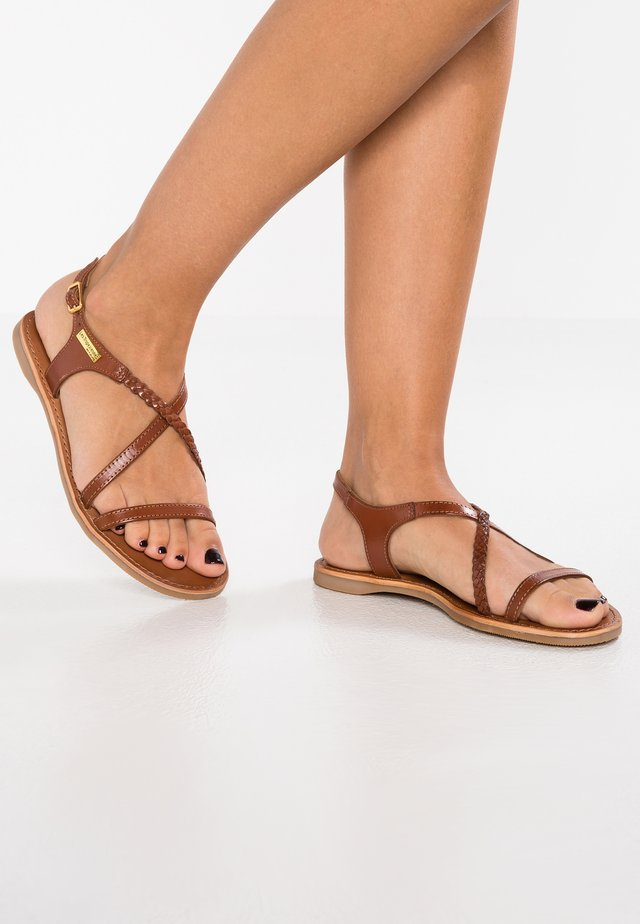 HANANO - Sandals - tan