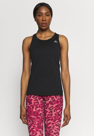 OWN THE RUN TAN - Top - black