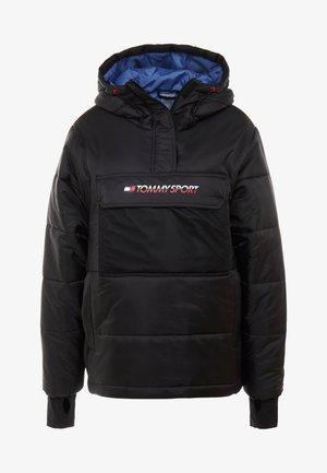 BLOCK INSULATION JACKET - Winter jacket - black