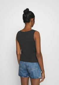 ONLY - ONLLUCY LIFE TANK - Top - black - 2