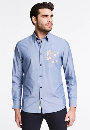 TRIANGULAIRE - Shirt - bleu ciel