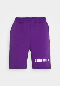 Blood Brother - MAPLEWOOD UNISEX  - Shorts - african violet - 0