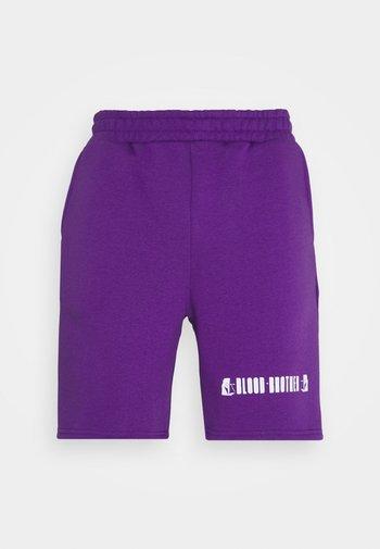 MAPLEWOOD UNISEX  - Shorts - african violet