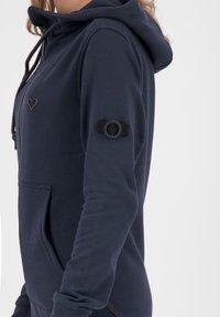 alife & kickin - Zip-up hoodie - marine - 4