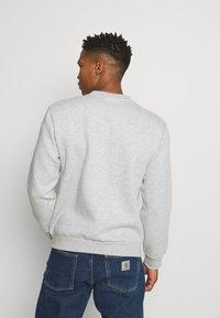 Nominal - SCARFACE PALM PHOTO CREW - Sweatshirt - mottled grey - 2