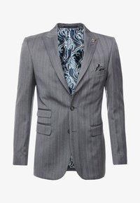 1904 - TENNANT - Suit jacket - gey - 5