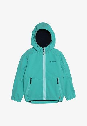 KIDS RONDANE UNISEX - Waterproof jacket - peacock