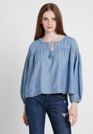 MILLIE TOP MEDIUM AUTHENTIC - Bluser - medium authentic