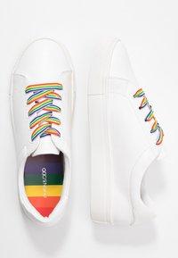 Even&Odd - PRIDE - Zapatillas - white - 3