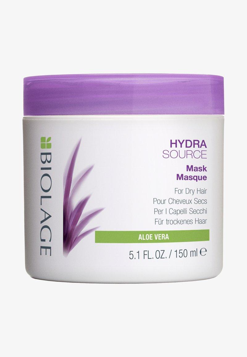 Biolage - HYDRASOURCE MASKE - Hair mask - -