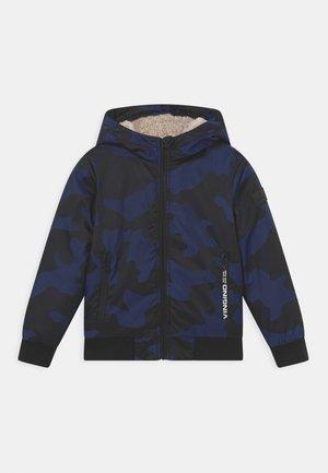 TASMON SET - Winterjas - dark blue