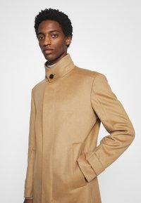 Strellson - NEW - Klasický kabát - camel - 3
