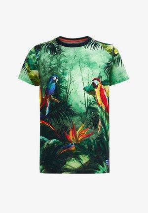 JUNGLEDESSIN - T-shirt con stampa - multi-coloured