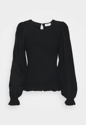 DANIMA - Blouse - black