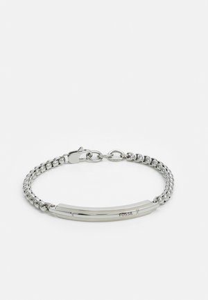MENS DRESS - Bracciale - silver-coloured