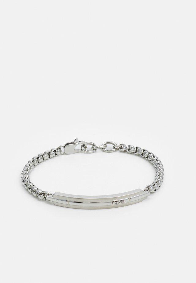 MENS DRESS - Bracciale - silver-coloured