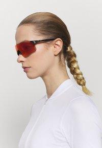 Oakley - EVZERO BLADES UNISEX - Sports glasses - black - 0