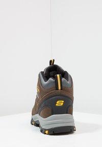Skechers - RELMENT RELAXED FIT - Botki sznurowane - khaki - 3