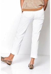 TONI - Trousers - 80 white - 2