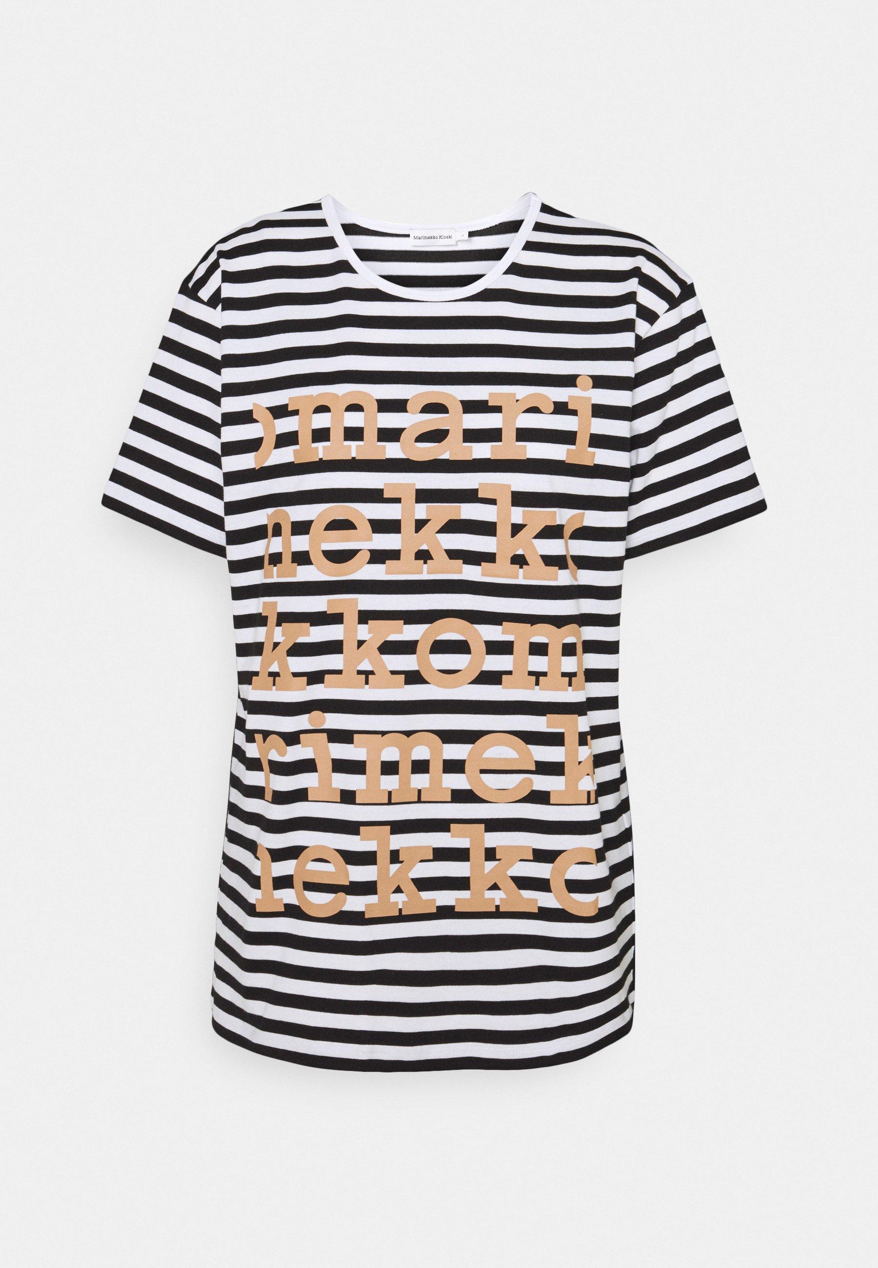 Women KIOSKI LYHYTHIHA LOGO PLACEMENT - Print T-shirt